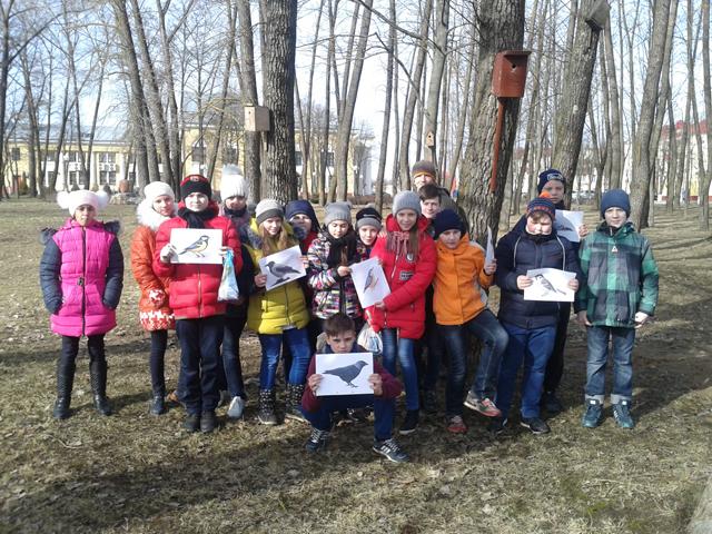 Ребята получили удовольствие от изучения природы и массу новых впечатлений.